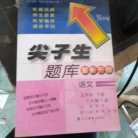 2017春尖子生题库系列:五年级语文下(人教版)(R版)
