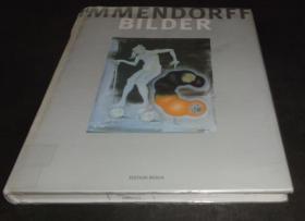 2手德文 Jorg Immendorff Bilder 约尔格伊门多夫 图书馆用书 xid73