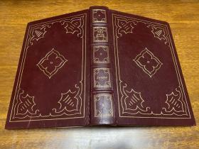 The Red and the Black    真皮精装 , 书口三面刷金 ,  能保存数百年的 存档级别的无酸纸
