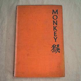稀缺本:Arthur Waley,英译/《西游记》/ Monkey
