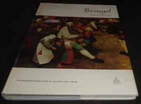 2手英文 Pieter Bruegel 彼得勃鲁盖尔 1968 xid71