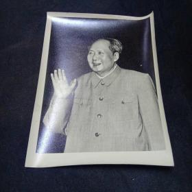 毛主席老照片一张