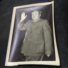 老照片毛主席