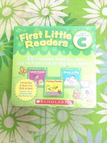 英文原版绘本 Scholastic First Little Readers D 学乐小读者25册 阅读启蒙 奇宝图书【全新塑封】.