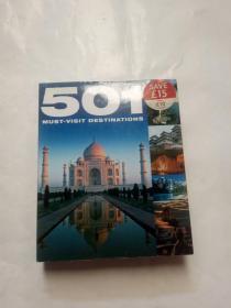 501 Must-Visit Destinations 501个必须访问的目的地