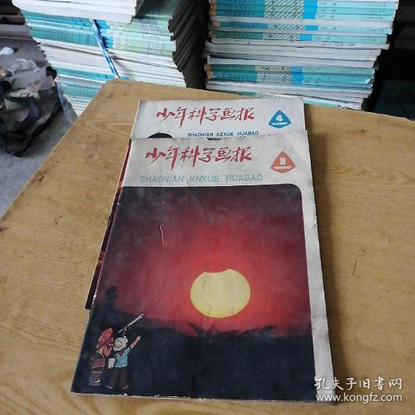 少年科学画报1980(1、4)