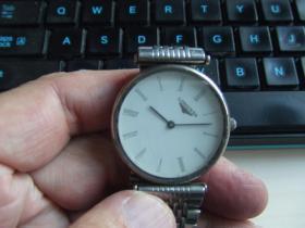 老手表:瑞士浪琴LONGINES名匠电子手表
