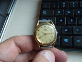 老手表:津钟牌手表(坤表)
