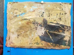 著名油画家--李--温