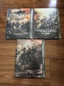 HBO 太平洋战争 威信DVD 6碟 完整花絮