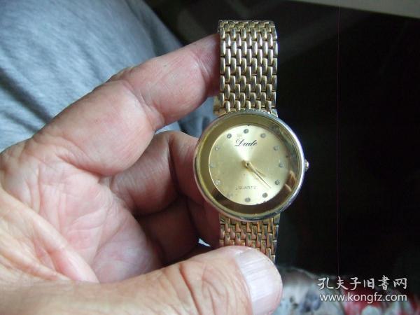 老手表:外国电子表,品牌自鉴