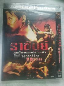 拳霸3之火云盗 DVD电影 托尼贾