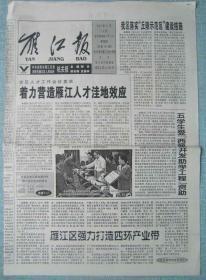 四川党报——雁江报