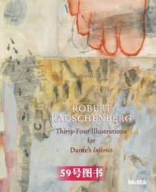 劳森伯格画册 Robert Rauschenberg: Thirty-Four