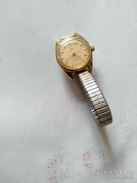 手表1块:SHENPAI.17ZUAN.上海友谊手表厂.全钢