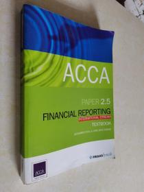 ACCA FINANCIAL REPORTING PAPER 2.5