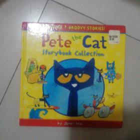 Pete the Cat Storybook Collection  7 Groovy Stor