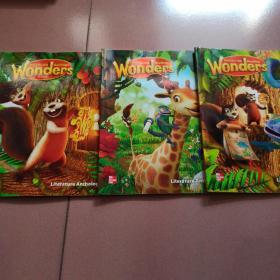 Wonders(3本合售)