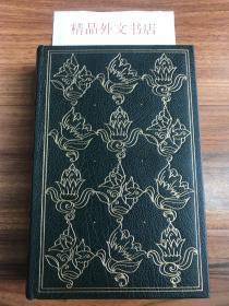 近全新!【现货在国内、全国包顺丰、1-3天收到】Tales of the South Pacific,《南太平洋的故事》,普利策1948年获奖作品,James A. Michener (著),富兰克林图书馆 1975年出版,限量版 / A Limited Edition (请见实物拍摄照片第3、4张版权页),精装,厚册,413页,豪华全真皮封面,三面刷金,珍贵外国文学参考资料!