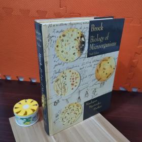 Brock Biology of Microorganisms-微生物生物学