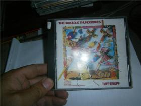 THE FABULOUS THUNDERBIRDS (CD一张)