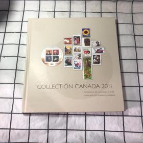 COLLETION  CANADA 2011 加拿大大学2011 邮票