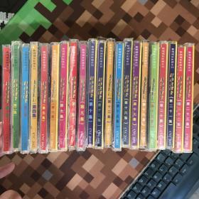 动漫动画片 卡通片 美少女战士 1-23集(缺第十一集十四集)VCD 2.0版本 共计21张 正版