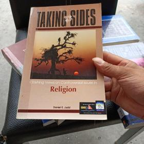 TAKING SIDES:Clashing Views on Controversial Issues in  Religion