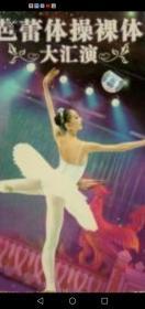 DVD 芭蕾舞体操大汇演 4碟裸装