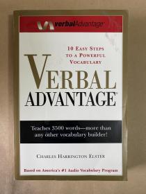 Verbal Advantage: 10 Steps to a Powerful Vocabulary(英文原版)