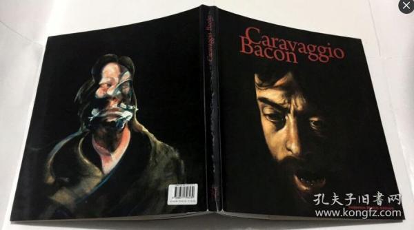 Caravaggio Bacon 卡拉瓦乔・培根 艺术画册