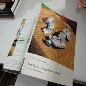 The Return Sherlock Holmes, 2nd Edition (Penguin Readers, Level 3) 福尔摩斯归来记