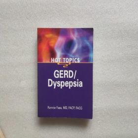 Gerd/Dyspepsia - Hot Topics