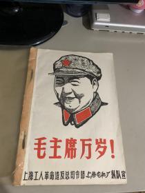毛主席万岁(毛主席诗词)