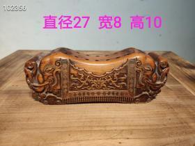黄杨木  枕头  脉枕