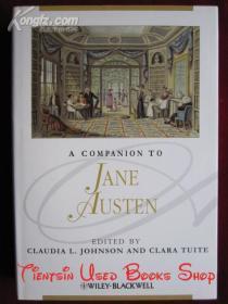 A Companion to Jane Austen(英语原版 精装本)简·奥斯汀指南