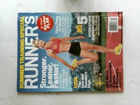 Runner's World 2016/07 跑步者世界体育运动健身原版时尚外文杂志