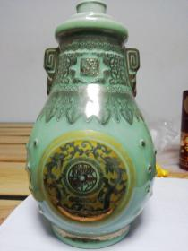 古越龙山裸酒瓶