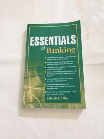 Essentials of Banking[银行业精要]