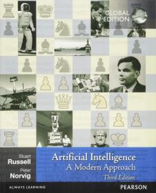 Artificial Intelligence: A Modern Approach, 英文原版 世界著名计算机教材精选·人工智能:一种现代的方法(第3版)  罗素(Stuart J.Russell),[美] 诺维格(Peter Norvig)