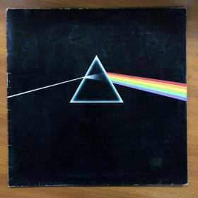 黑胶唱片 平克佛洛依德 月之暗面