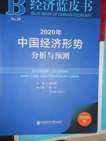 中国经济形势分析与预测 (2020)