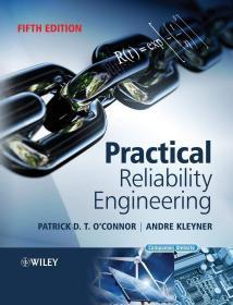 现货 Practical Reliability Engineering 英文原版 实用可靠性工程  Patrick D.T.  O'Connor