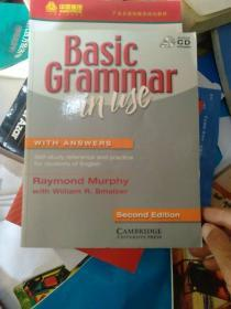 Basic Grammar in Use With Answers(有光盘)