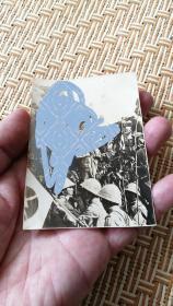 侵华日军老照片日军在老潍县高密高粱地侦查《红高粱》原型场景珍贵抗战史料