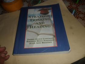 strategic thinking and reading  (16开 英文原版)