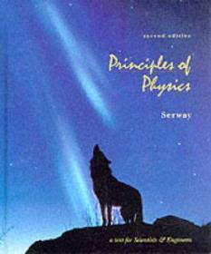 Principles of Physics (Saunders Golden Sunburst Ser.)
