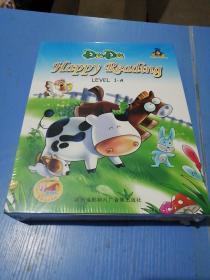 玩转美式英语DoDo Happy Reading Level 1—A(全新塑封)
