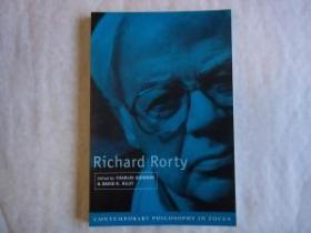Richard Rorty (Contemporary Philosophy in Focus)