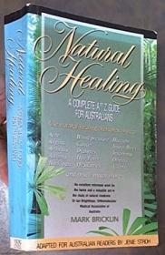 Natural Healing: A Complete A to Z Guide for Australians